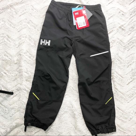 Helly-Hansen Kids /& Baby Shelter Waterproof Windproof Outdoor Pant
